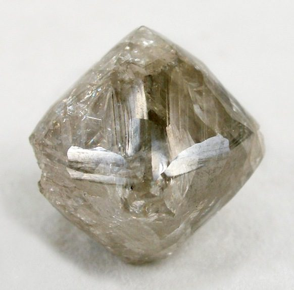 A diamond from the original Kimberley Mine - blockchain diamonds