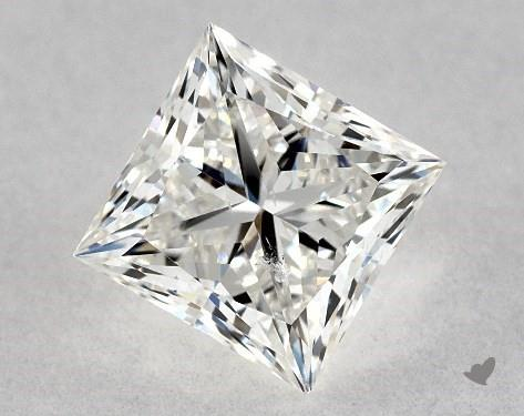 princess-cut diamonds - I1 clarity