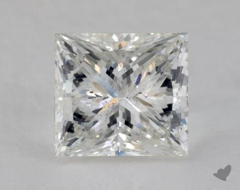 princess-cut diamonds - off shape