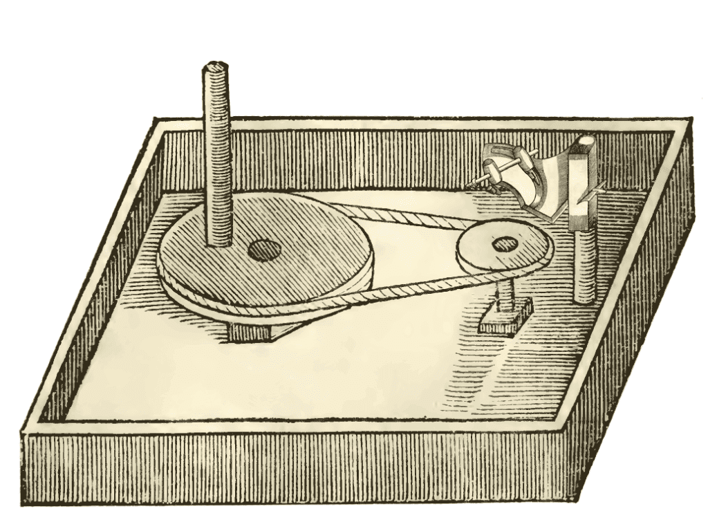 lapidary technology history - from the Gemmarum et Lapidum, Anselmi Boetii de Boodt