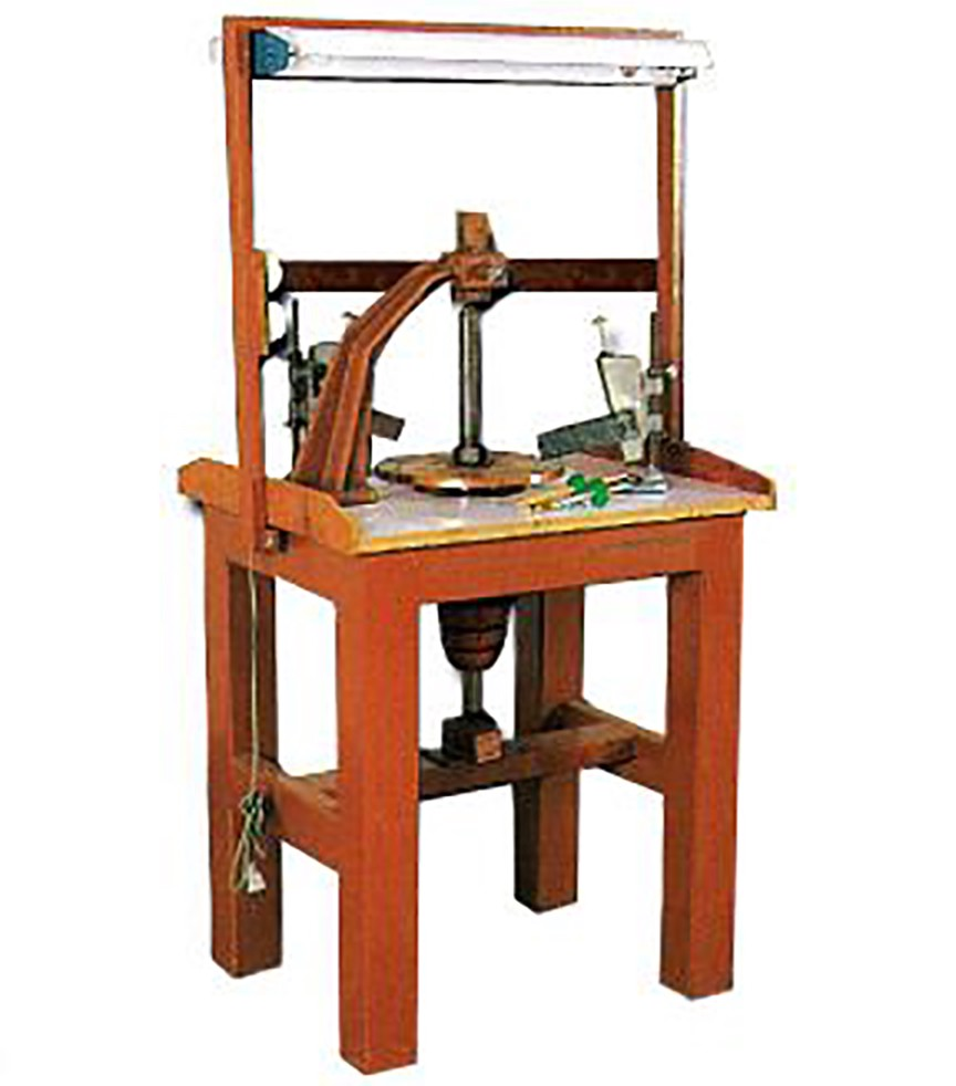 Somsit - best faceting machine