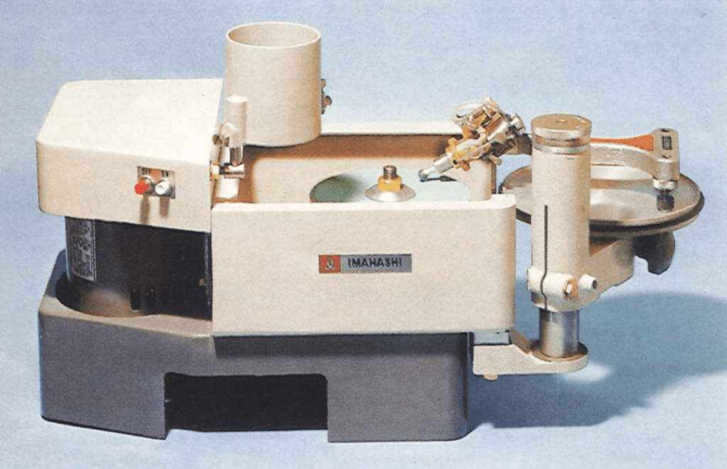 Imahashi - best faceting machine