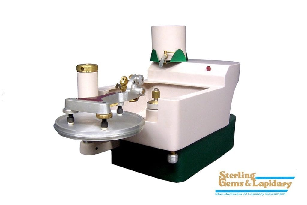 Sterling - best faceting machine