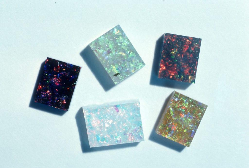 Slocum Stones - glass gemstones