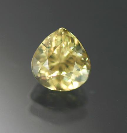 pear-cut scheelite - Myanmar
