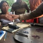 Gem market in Pailin, Cambodia - success in the gem trade