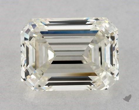 emerald & asscher-cut diamonds - emerald cut VS2