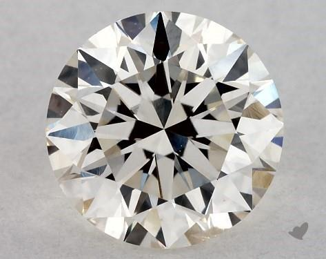 how to spot a fake diamond - SI2 clarity diamond