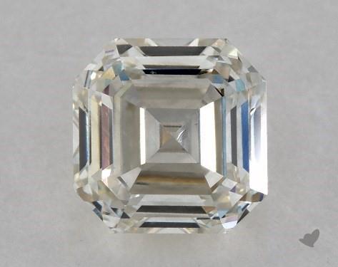 emerald & asscher-cut diamonds - square emerald cut