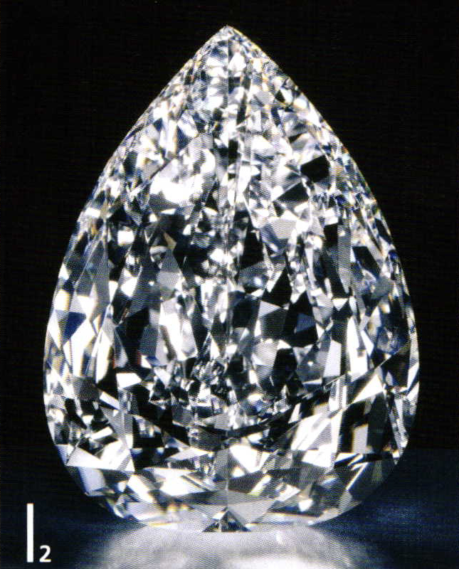 De Beers Millennium Star - famous diamonds