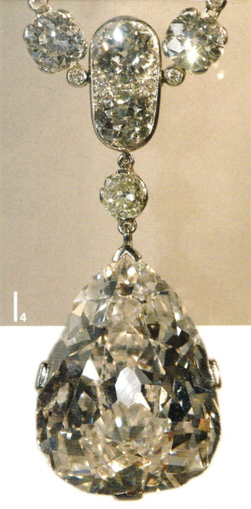 Star of South Africa - famous diamonds