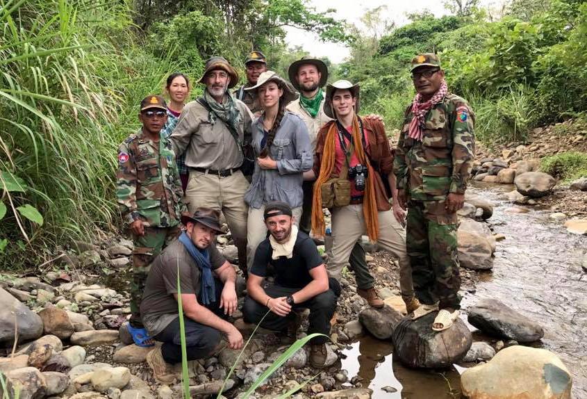 gemology field expedition in Cambodia - Bangkok gemology schools