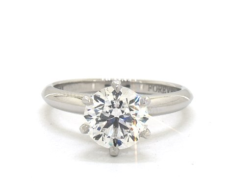 d color flawless diamond guide - 1.50ct D IF solitaire