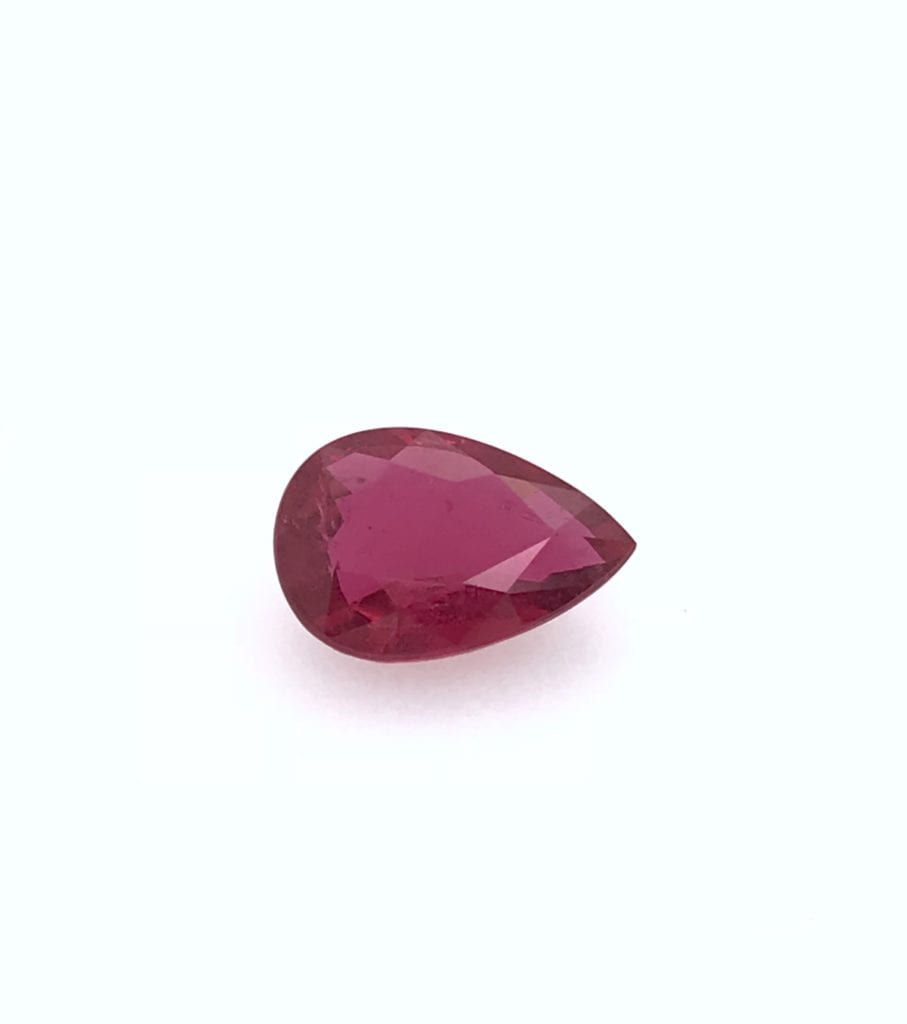 rubellite - expensive engagement ring stones