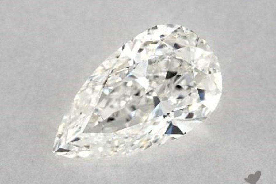 82b75e443e6f6 Pear-Shaped Diamond Guide: Unique & Stunning - Gem Society