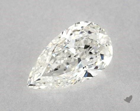 pear-shaped diamond guide - L/W ratio of 1.73