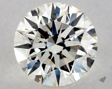 buying a one carat diamond ring - J color SI2 diamond
