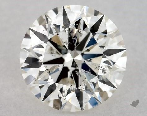 buying a one carat diamond ring - low clarity diamond