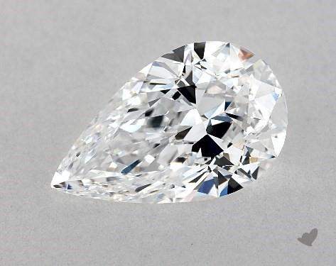 pear-shaped diamond guide - flat wings