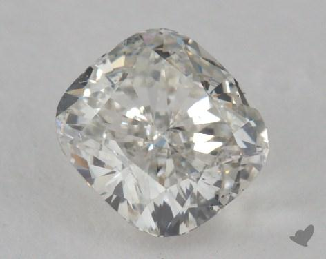 cushion-cut diamonds - L/W 1.07