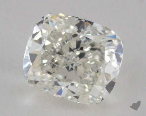 cushion-cut diamonds - L/W 1.17