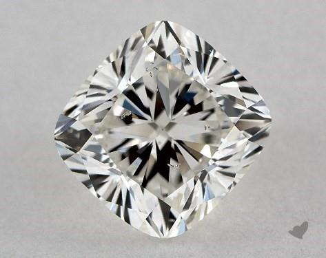 cushion-cut diamonds - SI1 poor clarity