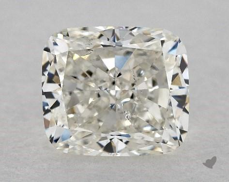 cushion-cut diamonds - L/W 1.14