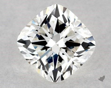 cushion-cut diamonds - chunky
