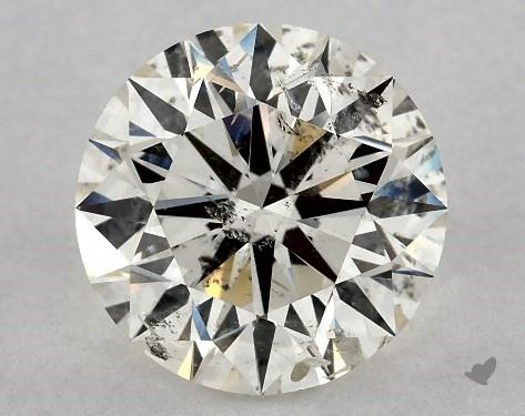 cushion-cut diamonds - lopsided round