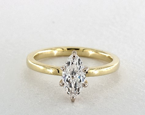 1.02ct LW 1.94 - marquise-cut diamonds