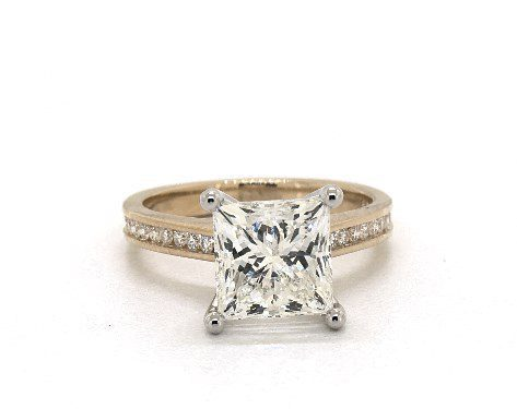 J color princess - three-carat diamond guide