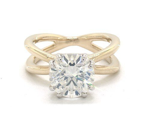 h color round - three-carat diamond guide