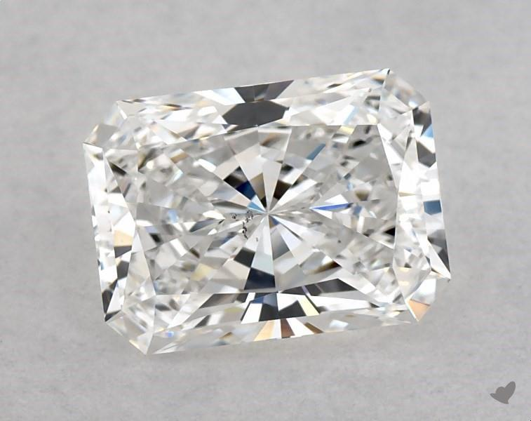 very elongated - radiant-cut diamonds