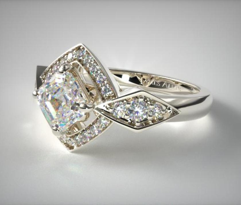 d95d076639d Vintage Engagement Rings: Guide to Four Eras - Gem Society