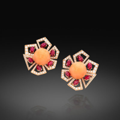 earrings with ruby and diamond - melo pearl buying guide