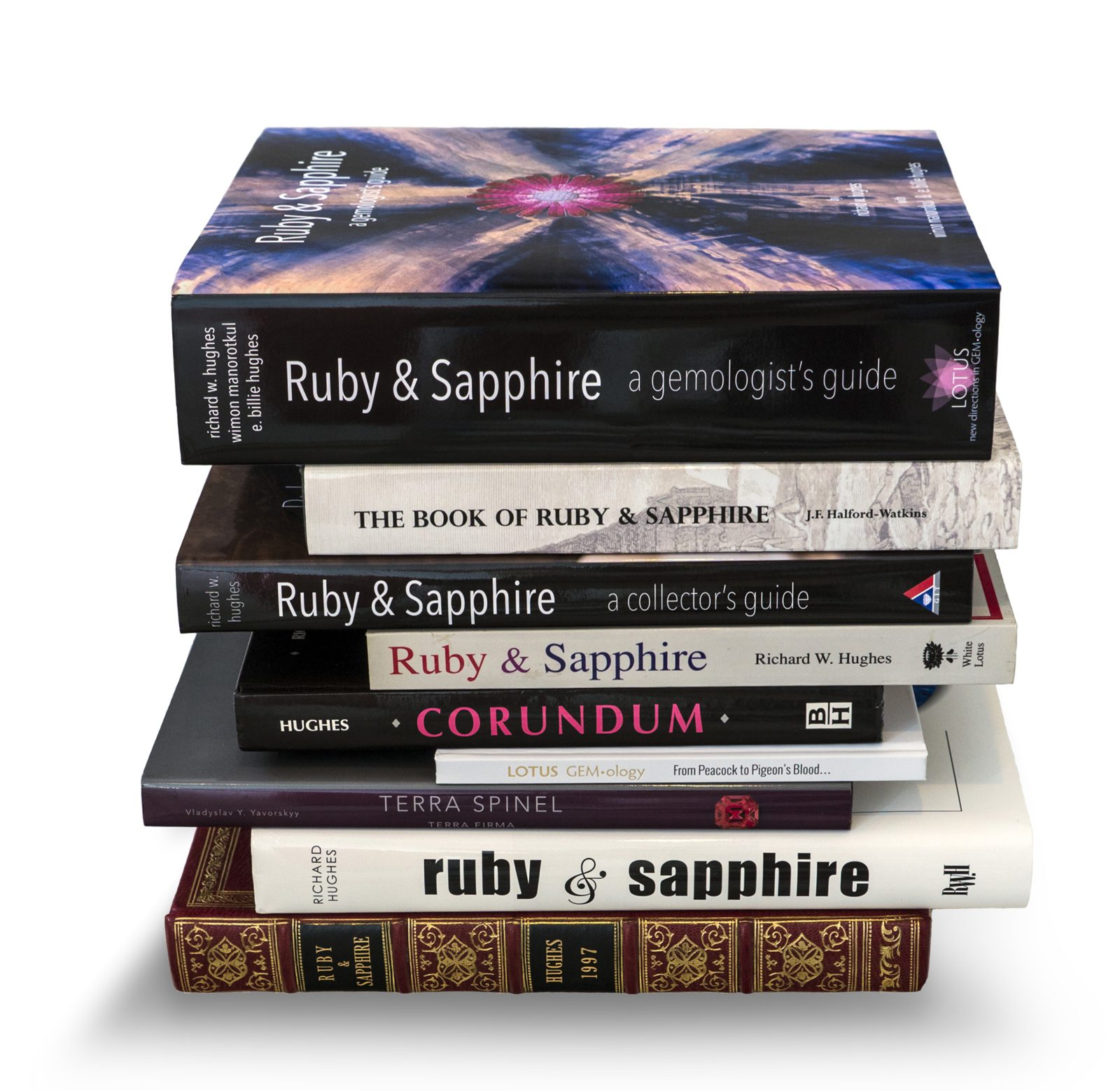 books by ruby expert richard hughes
