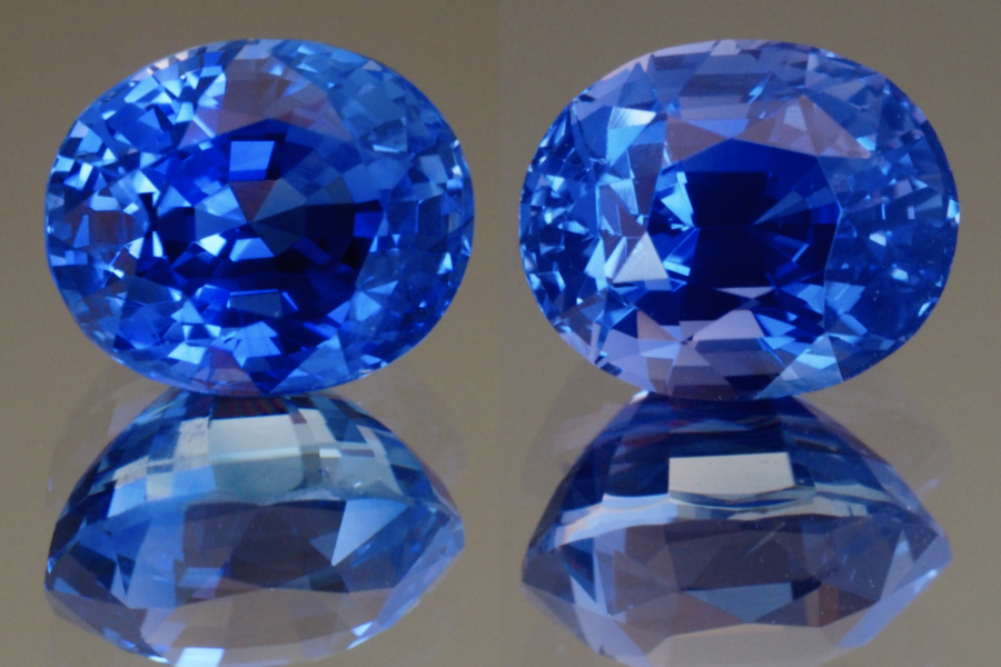 sri lankan and burmese sapphires