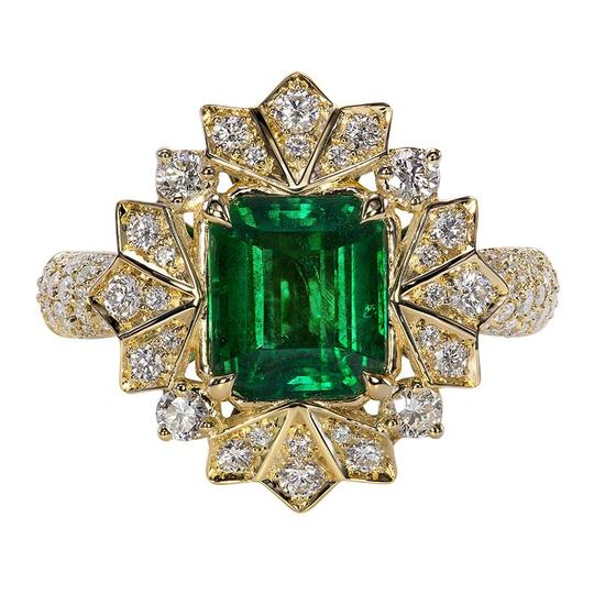 2 ct emerald