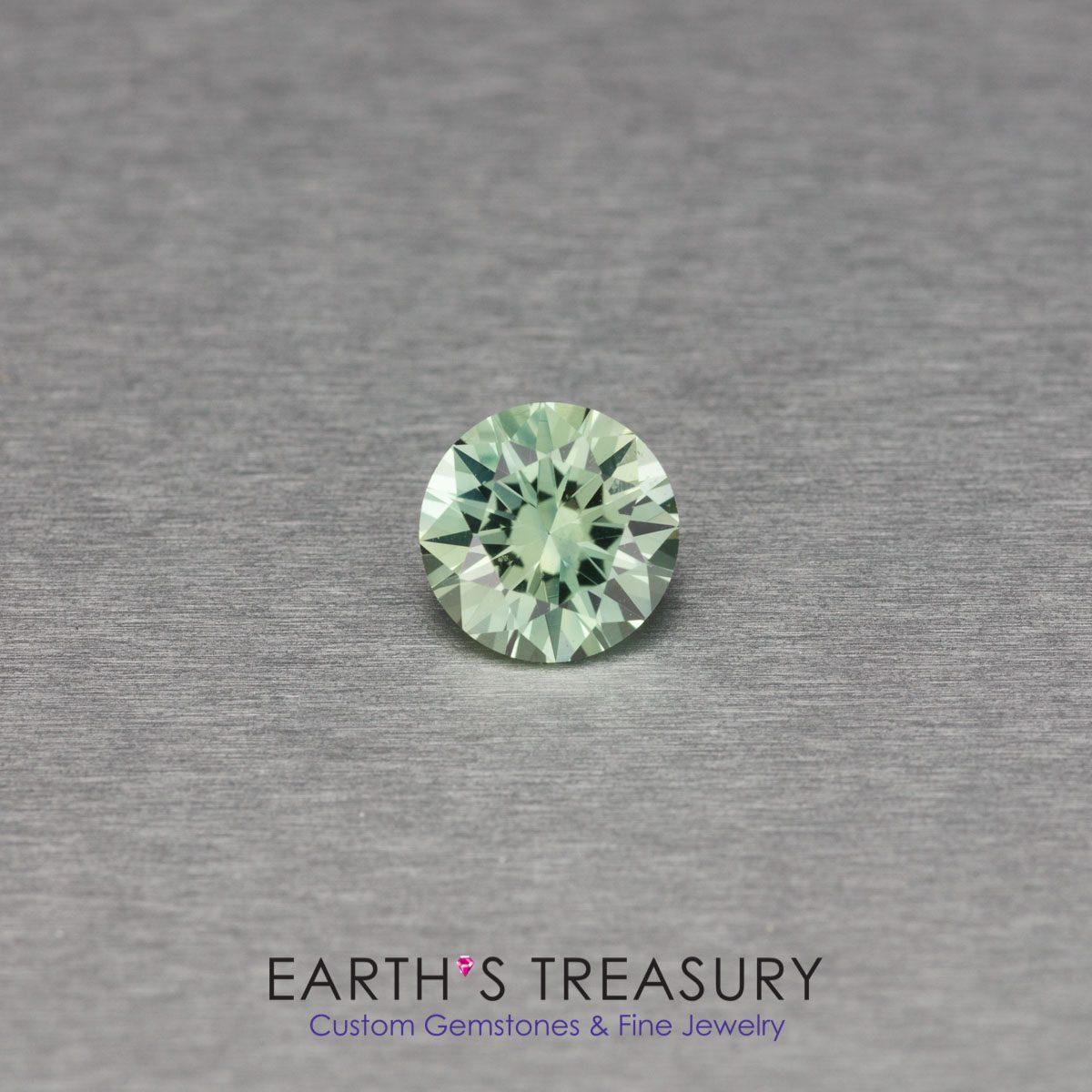mint green sapphire