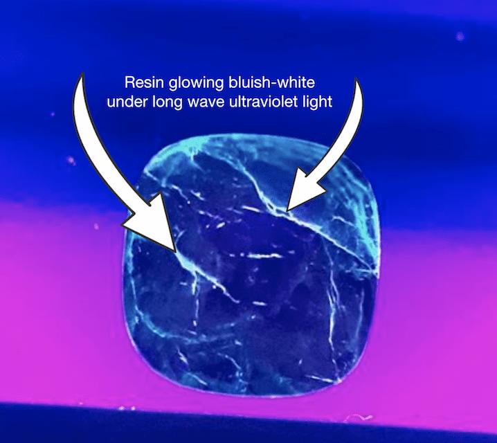 emerald enhancements - UV light 1