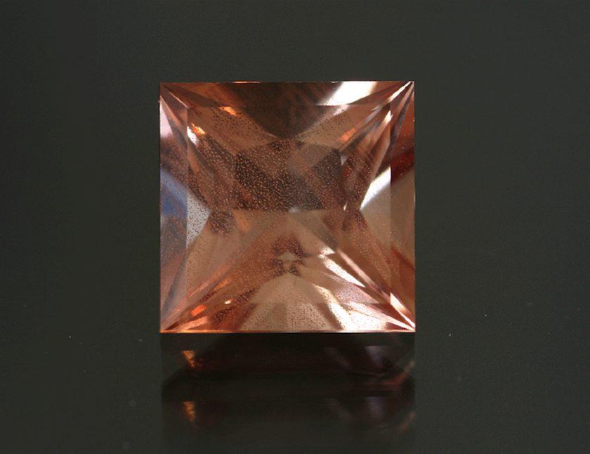 Oregon sunstone with schiller
