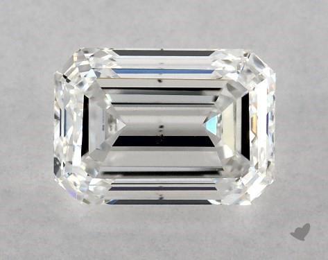 vs2 clarity emerald-cut diamond