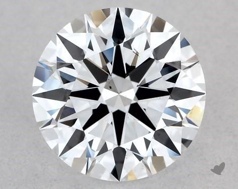 0.78ct lab-made diamond