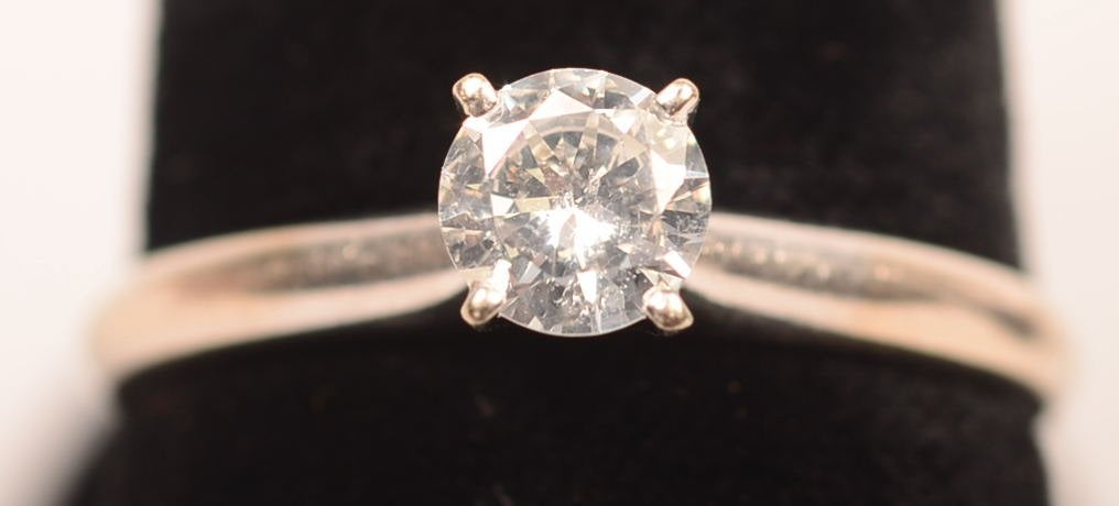 I1 clarity diamond ring