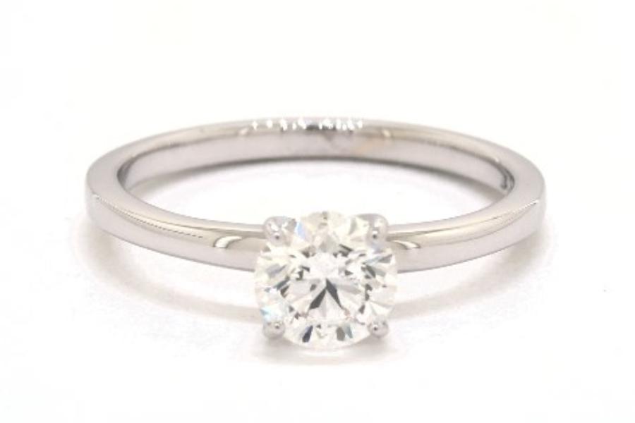 solitaire F diamond