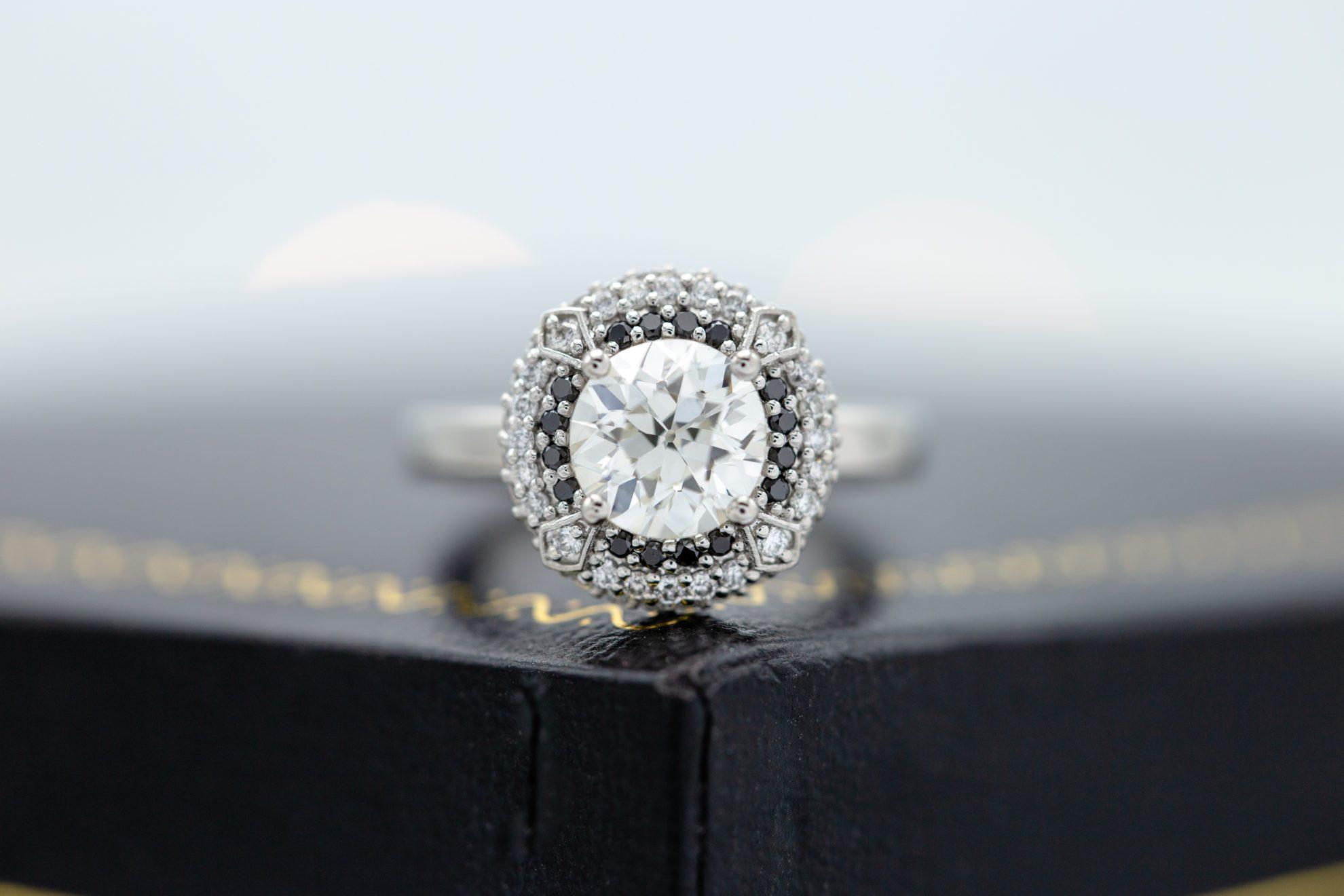old european cut diamond culet