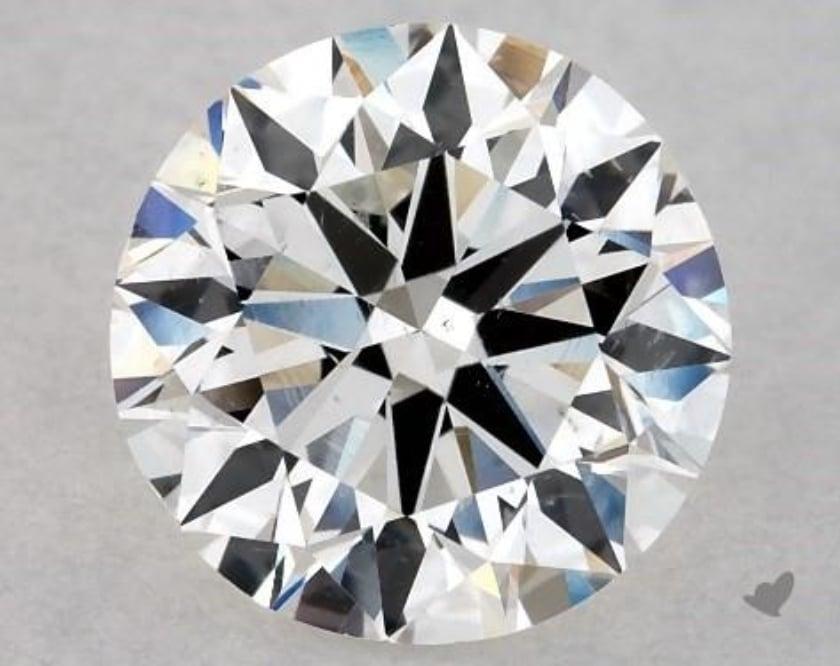 excellent cut diamond
