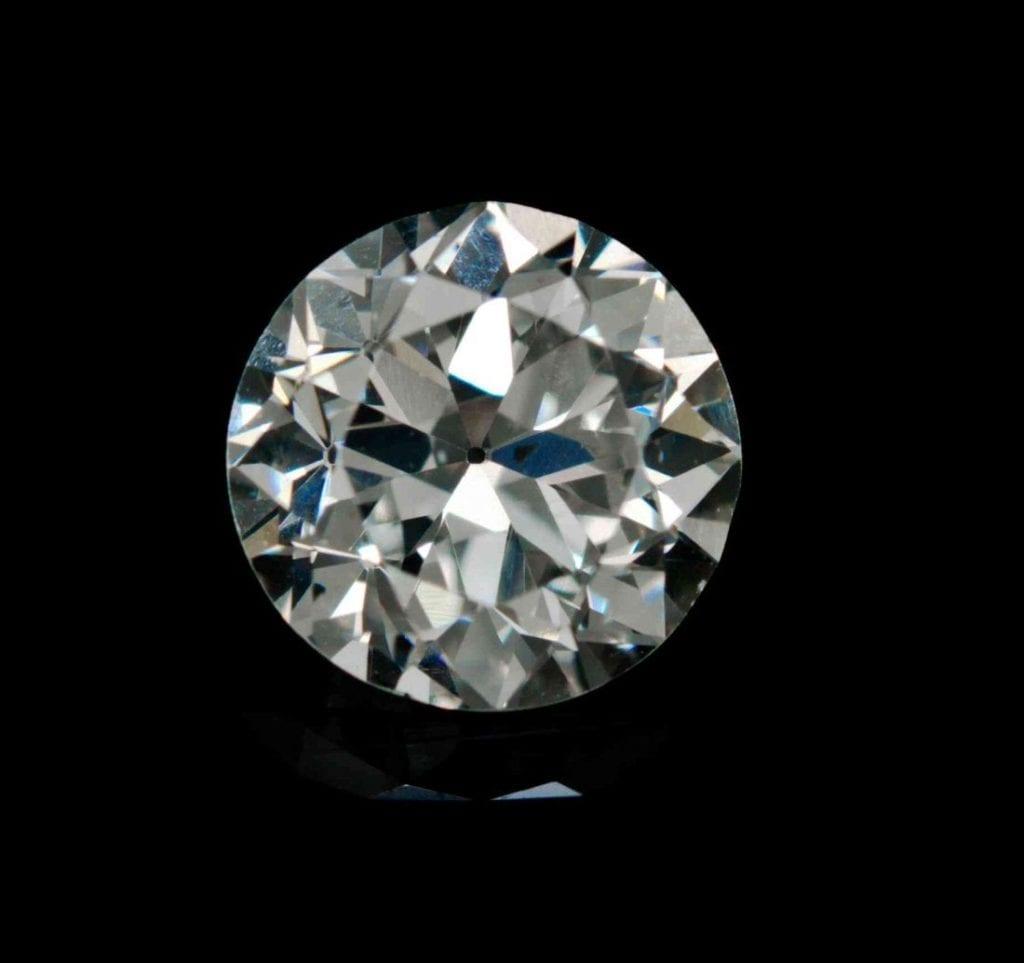 SI2 clarity OEC diamond