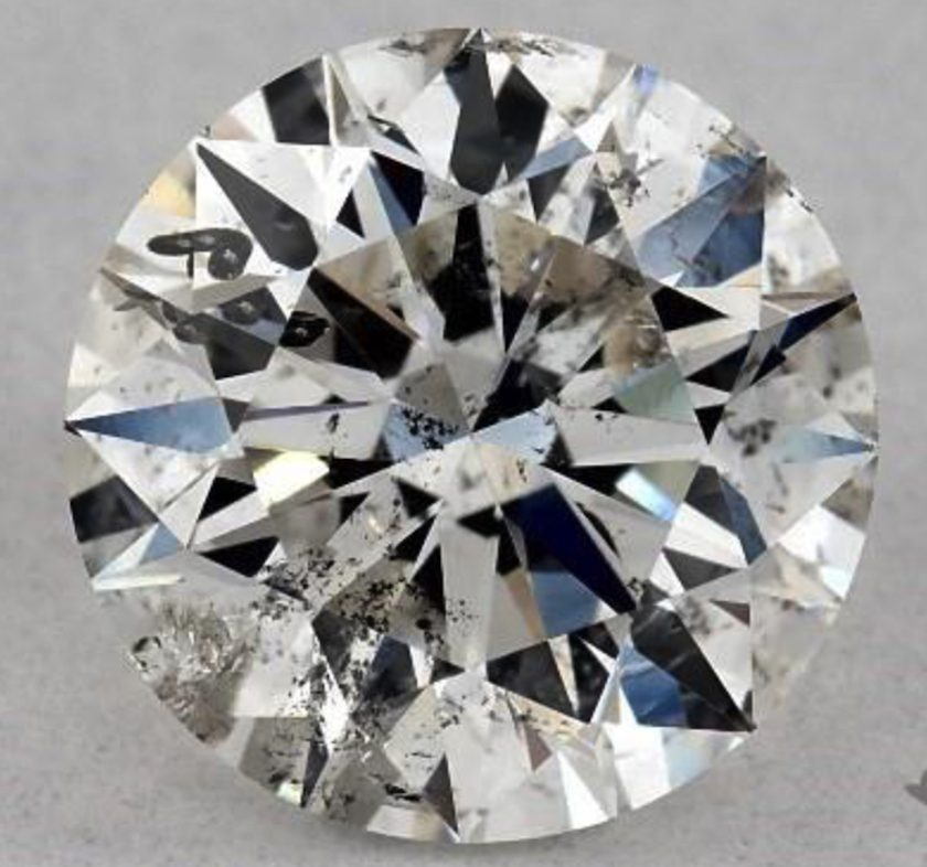 Mined diamond I1