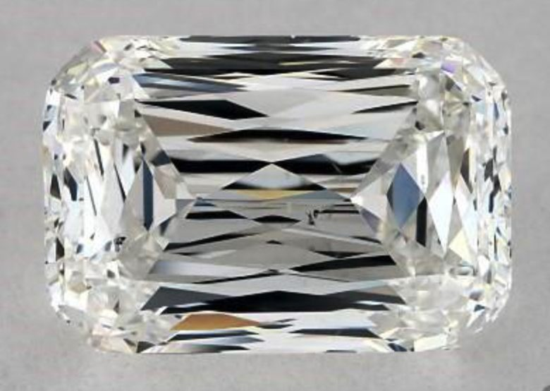 rectangular cushion-cut diamond